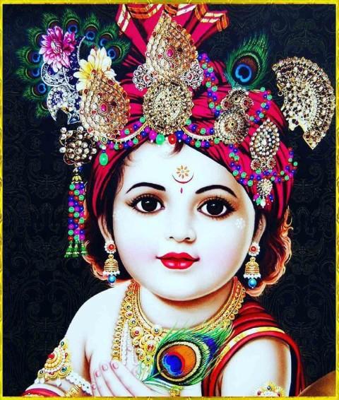 Baby Child Krishna Images Download