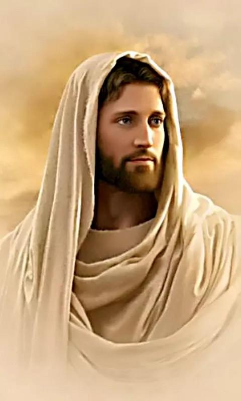 Beautiful Cute Jesus Full Hd Wallpaper Pic