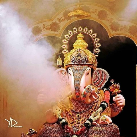 Beautiful Ganpati Ganesha Images