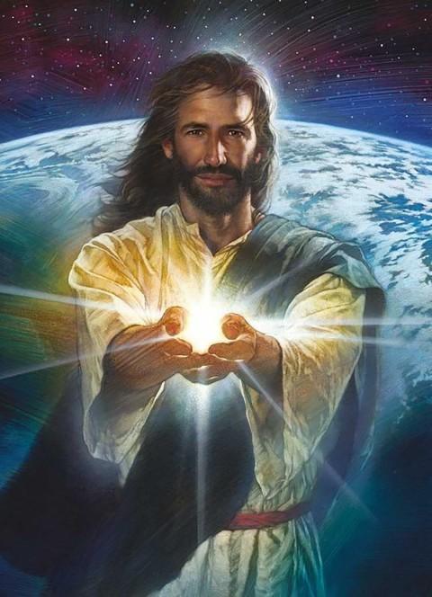 Beautiful Jesus Full Hd Wallpaper