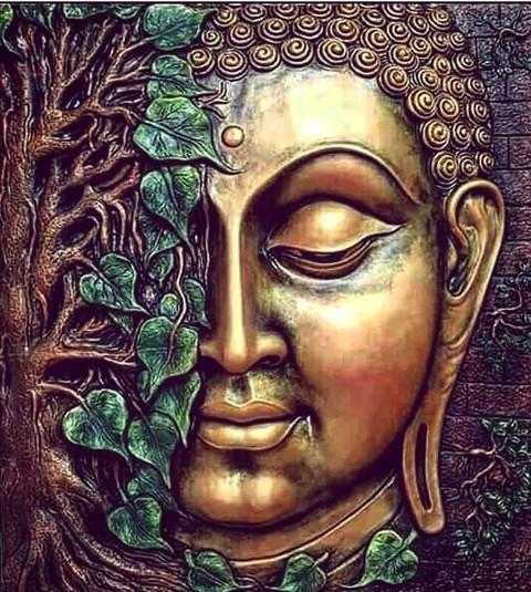 Buddha Face Wallpaper Hd Photo Full Hd Wallpaper Photo Images