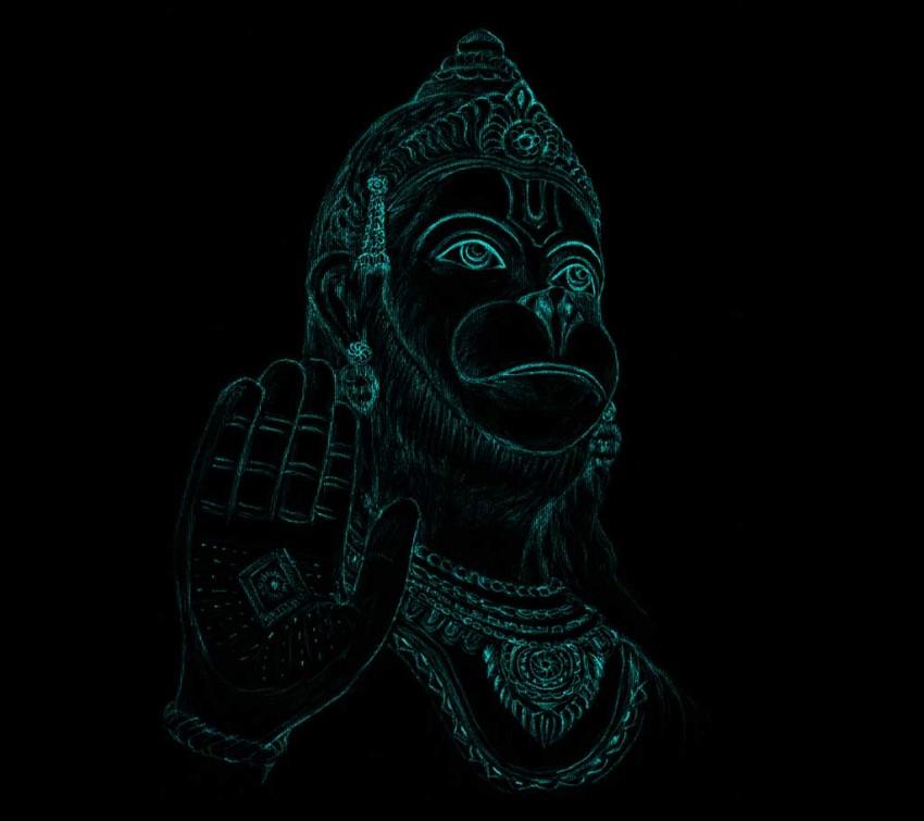 Full Hd God Hanuman Wallpapers For Desktop