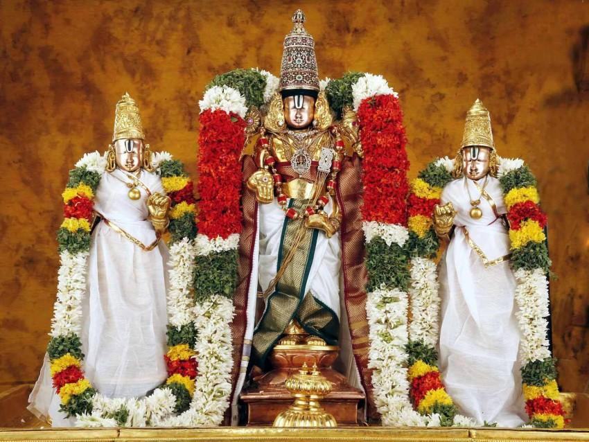 Full Hd Lord Balaji Wallpaper Hd Photo