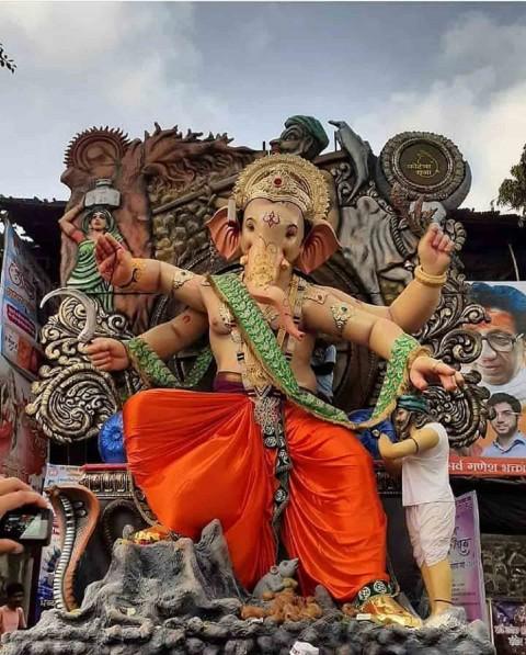 Murti Lord  Ganesh Ji Images Big Size