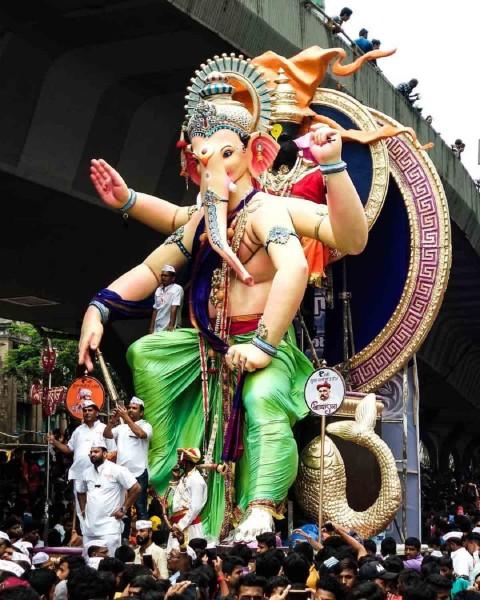 Ganesha Ganpati Bappa Images Download