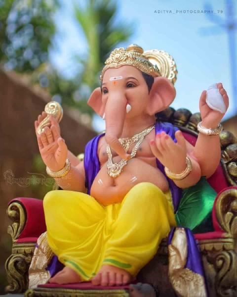 Ganesha Images For Mobile Wallpaper