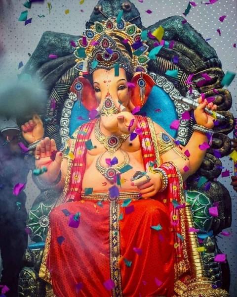 Ganpati Bappa Images For Wallpaers