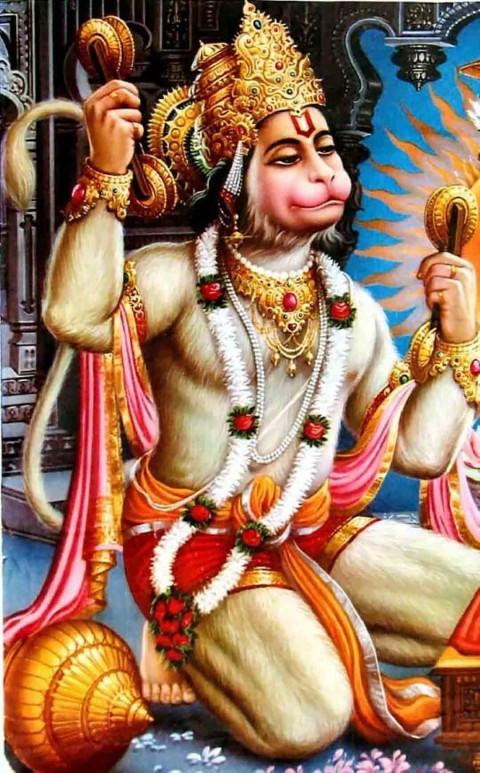 Hanuman Ji Wallpaper Hd Photo 4K