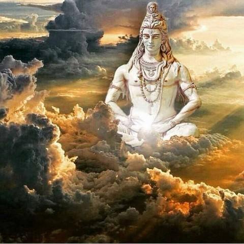IN Sky Mahadev Shiv Images Full Hd