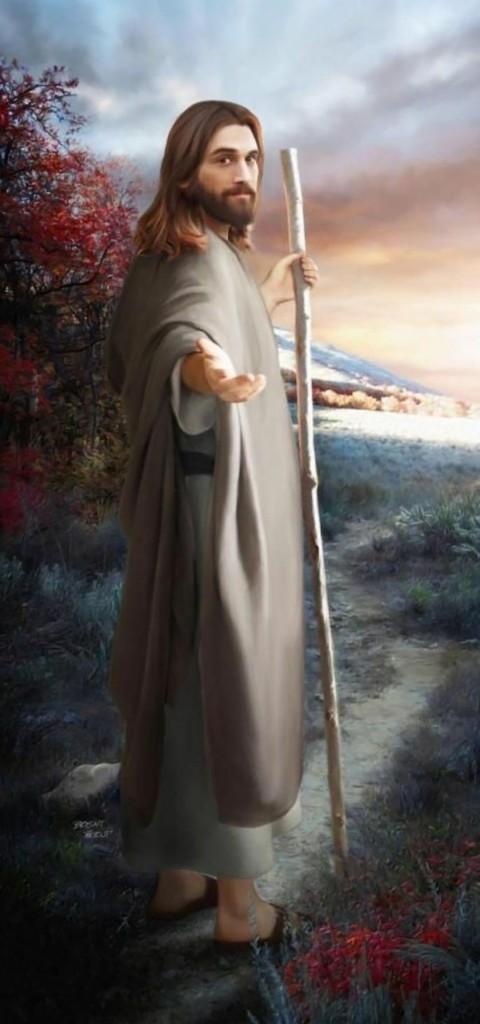 Jesus Full Hd Wallpaper For Mobile Phone