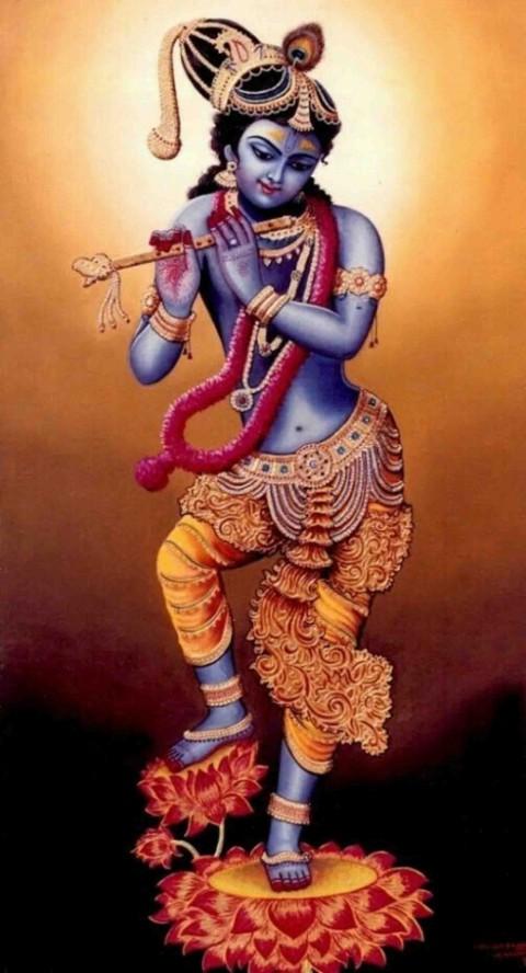 Krishna Full Size Wallpaper  Download (63)