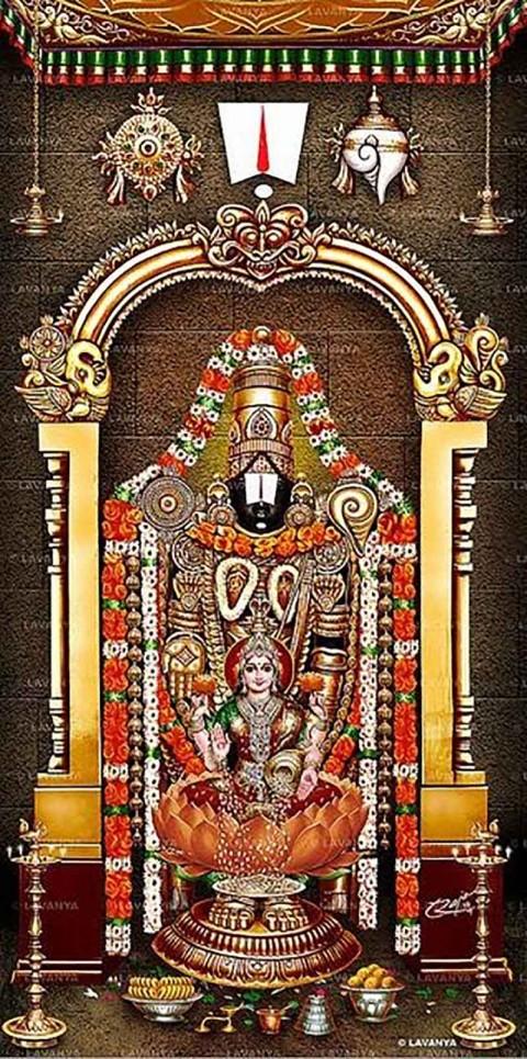 Lord Balaji Images Photo Download Hd