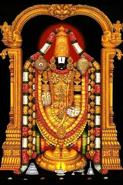 Lord Balaji Images Photo For Whatsapp
