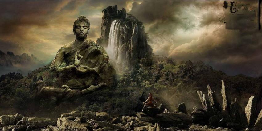Lord Buddha Wallpaper Full Hd Photo