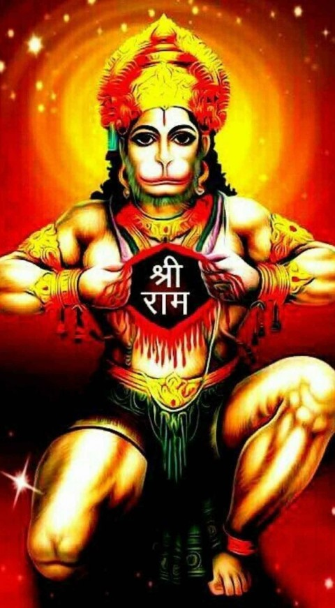 Lord Hanuman Wallpaper Hd Photo For Mobile Iphone
