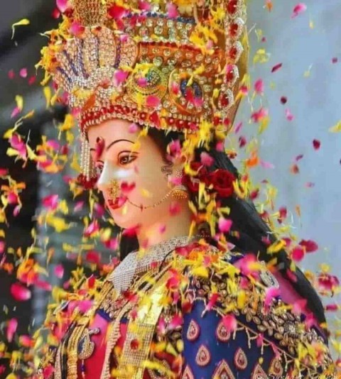 Maa Durga Images Photo For DP