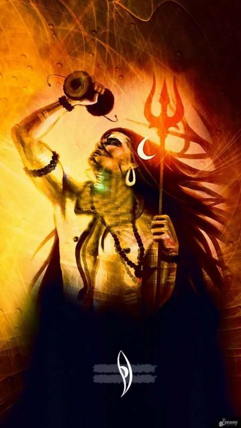 Mahadev Rudra Awtar Wallpaper