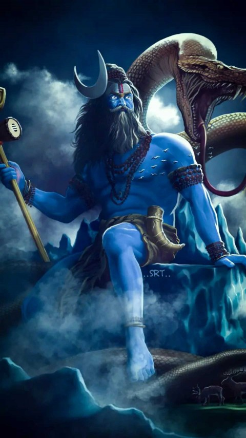 Mahakal Wallpaper For Samsung Phone