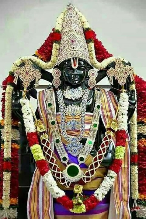 Murti Lord Balaji Images Photo Download
