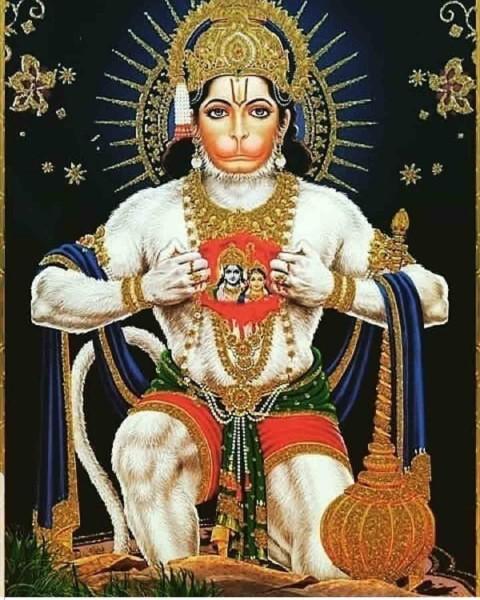 New Lord Hanuman Ji Images Hd