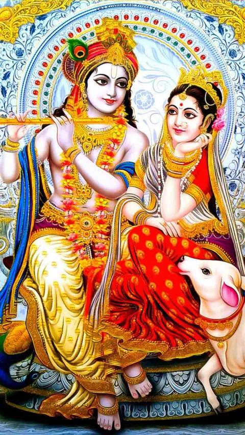 Radha Krishna Wallpaper Pic Download Full Hd Wallpaper Photo Images
