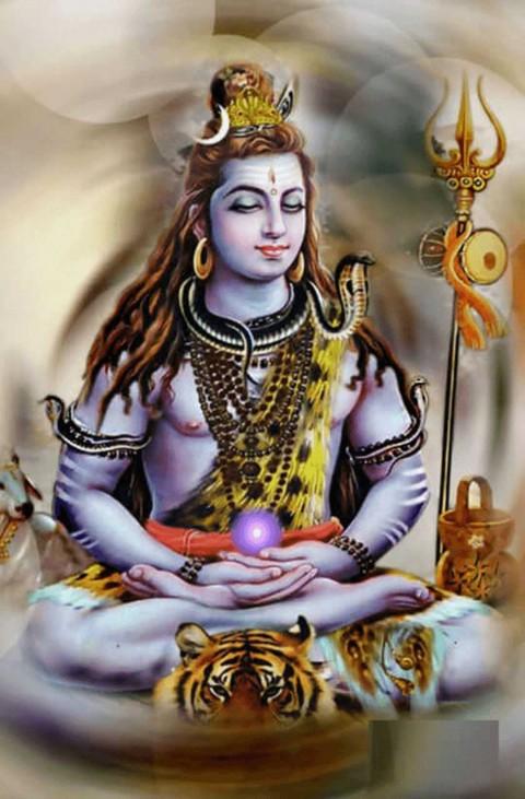Shiva God Phone Hd Wallpaer