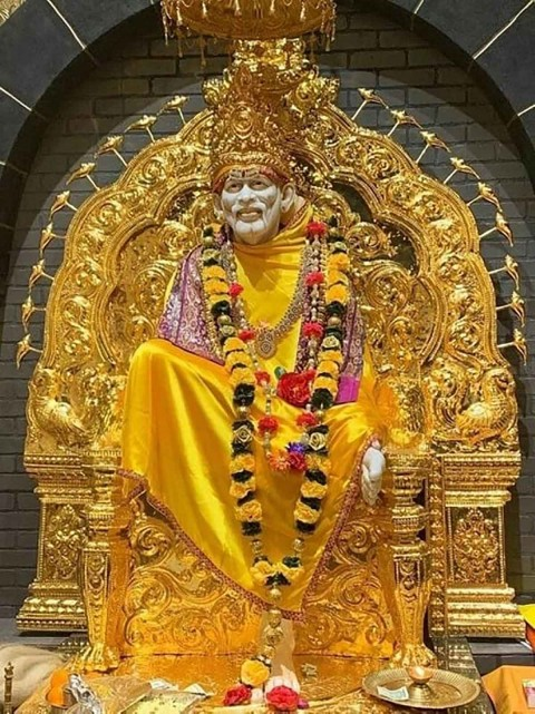 Sirdhi Sai Baba Images Pic  From Temple