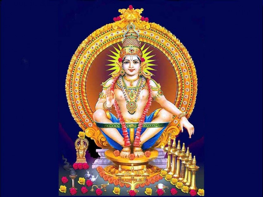 Swami Lord Ayyappa Wallpaper For Mobile